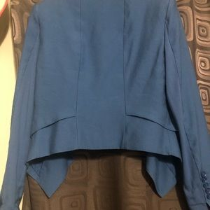 Long sleeve Blue Blazer